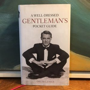 Prion Publishing Accents - A Well-Dressed Gentleman's Pocket Guide